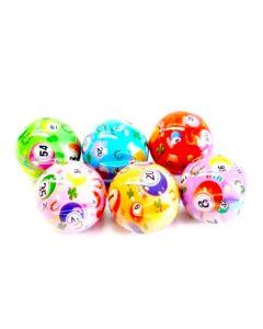 Designer Bingo Ball Magnet With 100 Magnetic Chips