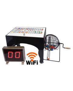 Deluxe Speedy Electronic Bingo Machine