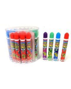 Dabbin Dots Mini Daubers- Tub of 48- Red, Blue, Green, Purple