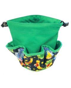 5 Pocket  Lucky Charms Drawstring Bag
