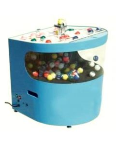 Small Round Front Professional Bingo Blower