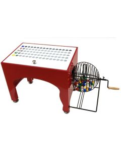 Deluxe Speed O Matic Cage Set- Red Table